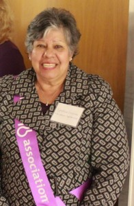 Cynthia, Alzheimer's Association Champion