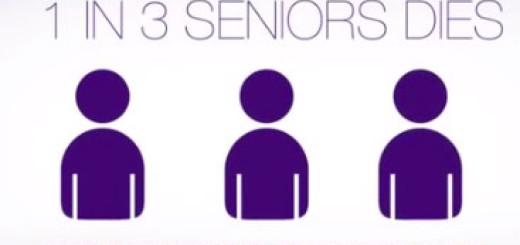 1 in 3 seniors