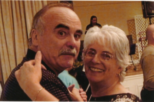 Carol and her husband Rick