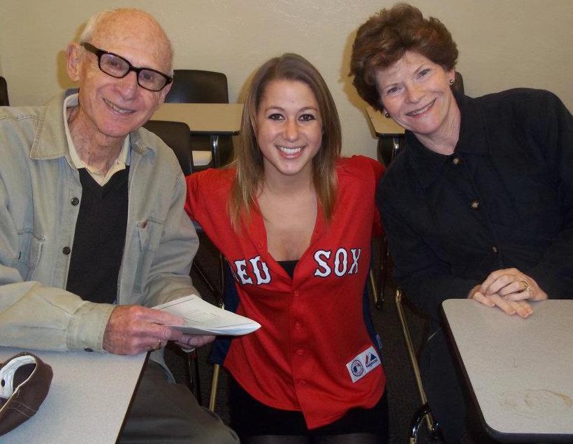 Grandpa, me and Grandma