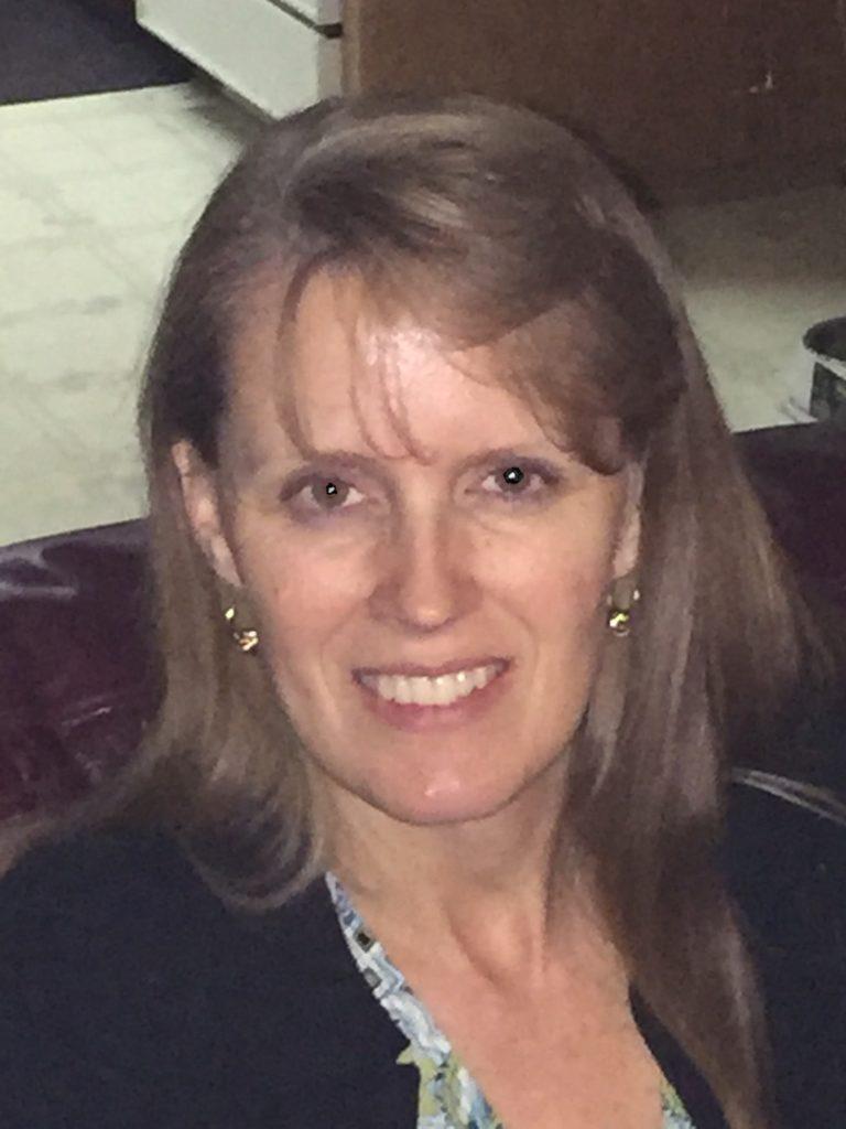 Denise Davis, Programs Coordinator for the Alzheimer's Association