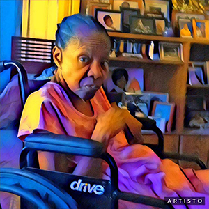 Willie Mae who died with Alzheimer's