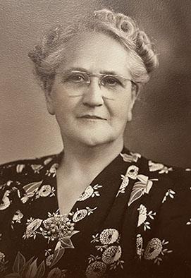 Joan's grandmother who had dementia